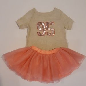 OshKosh & Gymboree 3-6 Month Outfit